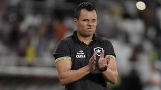 Jair Ventura gostou da apresentação do Botafogo