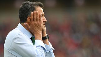 Osorio foi criticado por La Volpe