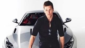 Tom Brady Aston Martin