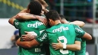 Palmeiras ganhou os últimos dois jogos no Brasileirão