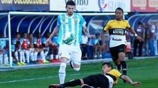 Luiz Gustavo Avai Criciuma Serie B 10/09/2016