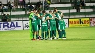 Goiás empatou com Vila Nova neste domingo