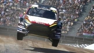 Timo Scheider (Ford Fiesta RX)