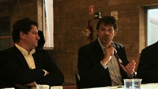 Prefeito se reuniu com cicloativistas na última quinta-feira (07)