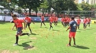 O Flamengo entrará em campo com um time alternativo