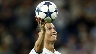 Cristiano Ronaldo brilhou na classificação do Real Madrid à semifinal da Champions League