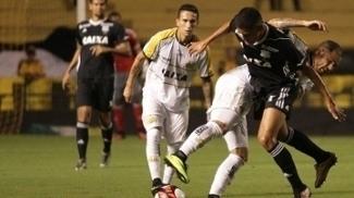 Criciúma e Figueirense empataram nesta quarta-feira pelo Catarinense