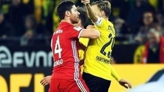 Bayern e Dortmund se enfrentam