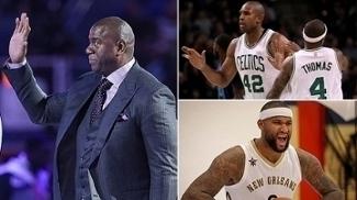 Magic no comando, Celtics na mesma e garrafão incrível em Nova Orleans