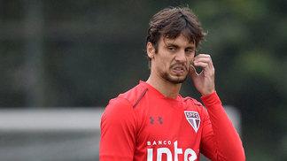 Rodrigo Caio disse que elenco sabe peso que a queda terá