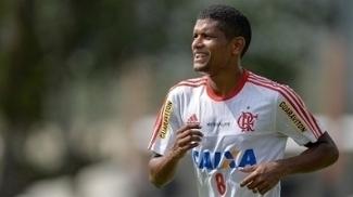 Márcio Araújo, volante do Flamengo
