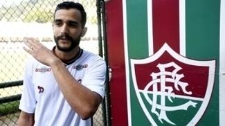 Henrique foi apresentado pelo Fluminense nesta terça-feira
