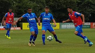 Cruzeiro encara o Sport neste domingo