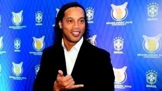 A forma física de Ronaldinho Gaúcho havia agradado aos representantes do Coxa