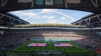 NFL também foi recebida em Wembley