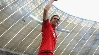 Lahm fará sua desdepedida dos gramados neste sábado, na última rodada da Bundesliga, contra o Freiburg