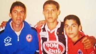 Mkhitaryan Hernanes São Paulo 2003