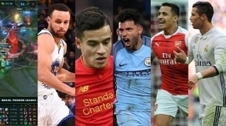 Everton x Liverpool, Manchester City x Arsenal, Real Madrid, NBA, eSports, tudo nos canais ESPN