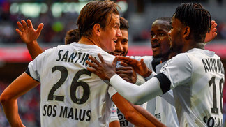 Caen venceu o Lille no Campeonato Francês