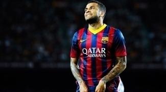Daniel Alves, ex-Barcelona e Sevilla, tinha dívida com o fisco espanhol
