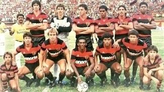 Elenco do Sport em 1987