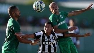 Botafogo venceu o Boavista na despedida da Taça Guanabara