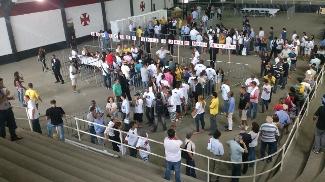 Eleições do Vasco em 2014 foram marcadas por denúncias de sócios 'fantasmas'