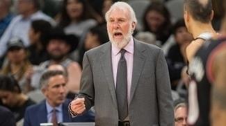 Gregg Popovich foi eleito o melhor técnico da NBA por ranking de especialistas