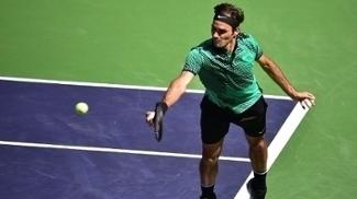 Federer venceu Sock neste sábado