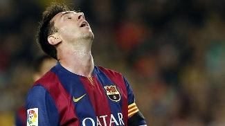 Barcelona enfrenta crise de relacionamento entre Messi e Luis Enrique