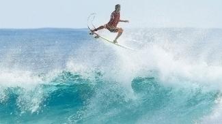 O aéreo de Ítalo Ferreira ganhou um 10 incontestável na Gold Coast