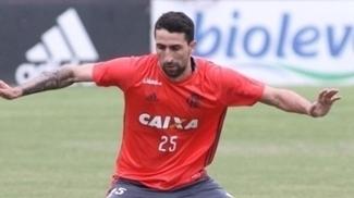 Donatti disputou apenas 11 partidas pelo Flamengo