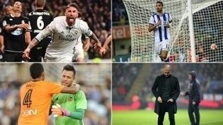 Resumo do fim de semana traz o melhor e o pior da rodada do futebol internacional