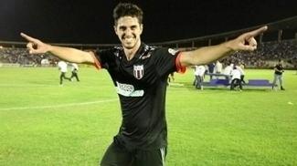 Atlético anuncia a contratação do zagueiro Matheus, filho de treinador Vagner Mancini