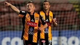 Chumacero é amigo de Lucas Lima desde quando foram colegas no Sport