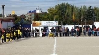 Club Deportivo Barajas, clube fundado por trabalhadores do Aeroporto de Barajas
