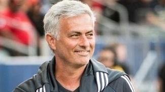 Jose Mourinho Manchester United LA Galaxy Amistoso 15/07/2017