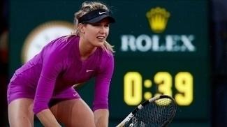 Eugenie Bouchard desistiu de participar do WTA de Nuremburg, na Alemanha