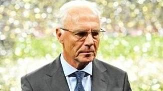 Franz Beckenbauer Bayern de Munique Real Madrid Amistoso 13/08/2010