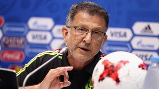 Com o México, Osorio enfrenta a Alemanha na semifinal da Copa das Confederações