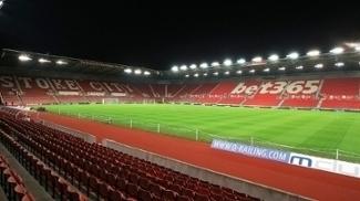 bet365 Stadium Stoke City 14/12/2016
