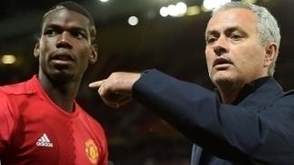 Jose Mourinho Pogba Manchester United Zorya Liga Europa 29/09/2016
