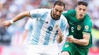 Higuaín está fora da lista de Sampaoli para as Eliminatórias