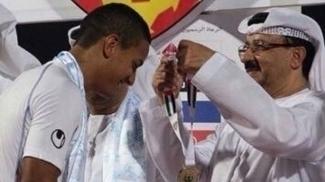 Campeão Emirados Árabes em 2015