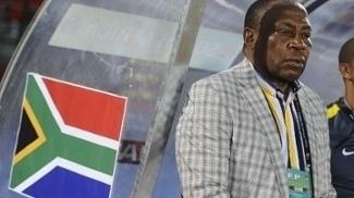 Ephraim Mashaba não é mais o técnico da seleção sul-africana