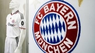 Bayern Novo Uniforme Escudo 27/08/2009