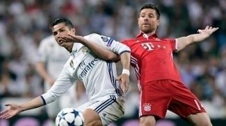 Bayern x Real