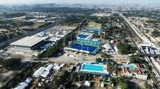 Complexo de Deodoro tem até fezes de capivaras nas piscinas