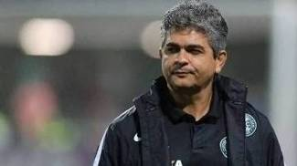 Ney Franco Palmeiras Coritiba 2015 brasileiro