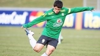 Osvaldo Treino Seleção Brasileira 22/03/2013